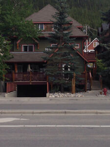 Avalible July/August 1st, 2 bedroom apartment for rent in banff