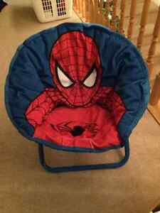 Spiderman Chair Cambridge Kitchener Area image 1