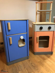 Children's Fridge, Stove & Sink