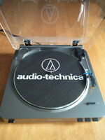 Table tournante Audio-Technica AT-LP60-USB