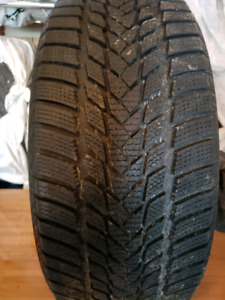 Like New Winter Tires  225/45 R17