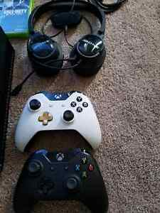 500 gb xbox one w/7 games + accessories  London Ontario image 4