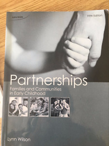 Partnerships of Early Childhood Education Program Textbook