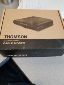 Thompson DCM476 Modem