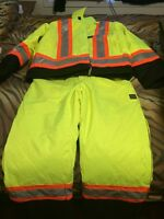 Work King Coveralls and jacket