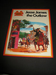 Jesse James the Outlaw