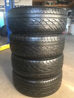 4-215/55/17 Goodyear Eagle GT tires