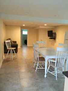 SFU close fully furnished 1bdr suite