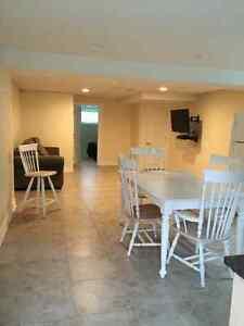 SFU close fully furnished 1bdr suite
