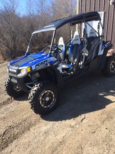 2010 polaris razr4 800 eps