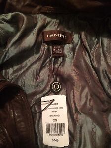 women's Danier Soft Leather Jacket, Never Worn!