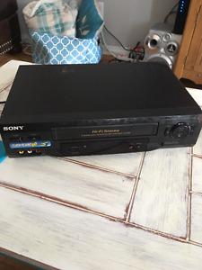 Vidéo VHS Sony