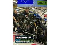 MotoTrainer Officially Licensed Moto GP Motorcycle Simulator