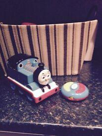 Thomas The tank engine remote control toy