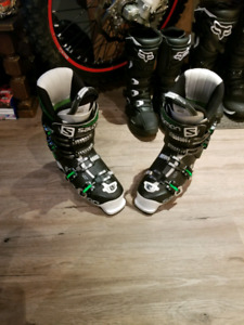 Salomon X Pro 120 Custom Shell Ski Boots  Reduced