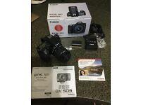 Canon EOS 70D 20.2MP Digital SLR Camera - Black (Kit w/ EF-S 18-55mm IS STM Len…
