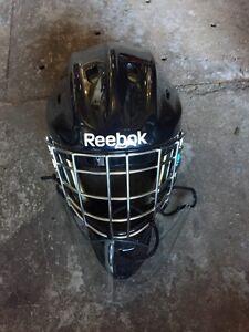 Reebok 7k large goalie helmet
