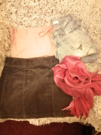 Size 8/S ladies clothes bundle- everything for £5