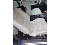 BMW e36 seats