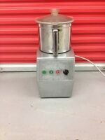 Robot coupe R6N heavy duty food processor