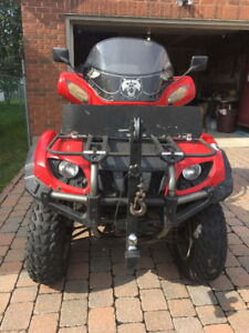 2004 Yamaha Grizzly 660 ATV / VTT