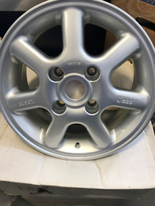 ORIGINAL BBS BUGATTI Wheels 14""