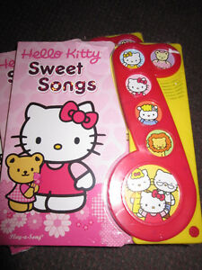 Hello Kitty Sweet Songs Play-a-Sound [Board book] - NEW - $5.00 Kitchener / Waterloo Kitchener Area image 6