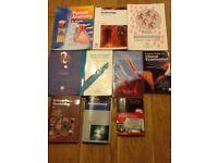 Range of books for medical students