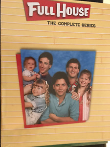 Full House - the Complete Series - dvd set - brand new (sealed)