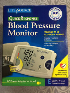 Life Source Blood Pressure Monitor.
