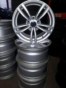 """4 RIMS 18"""" Audi rims"""