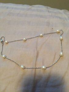 Pearl necklace Edmonton Edmonton Area image 1