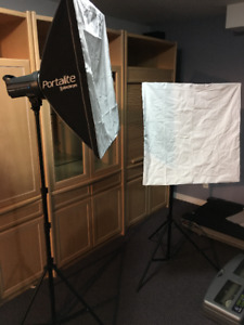 Elinchrom D-Lite RX 4 Softbox To Go Set (photography lights)