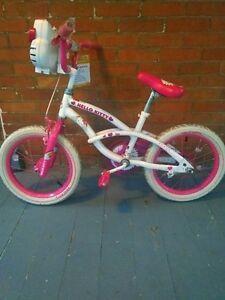 """16"""" Hello Kitty girls bike"""