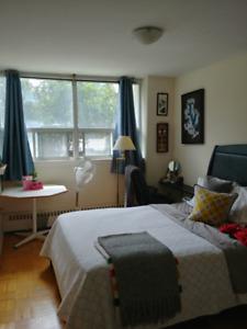 Yonge and Eglinton – Furnished Room – September 1st