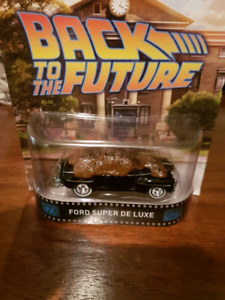 Hot wheels back to the future Ford super De luxe  $5