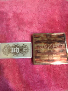 Brand New Urban Decay Eyeshadow & Face Palettes - Makeup