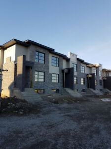 Brand New Townhouse for Rent Immediately