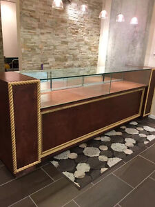 Stunning  jewelry counter for sale- price reduced