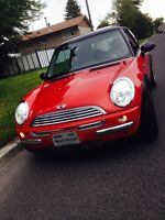 Mini Cooper only 93.500km sale or Exchange