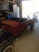 PRICED REDUCED! 1929 Model A Hot Rod