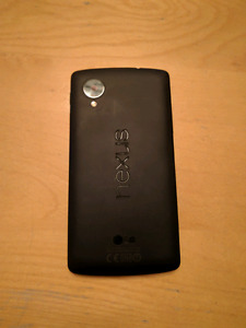 Google LG Nexus 5 (for parts)