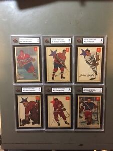Cartes d'hockey # 81
