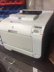Color Laser Printer + New Cartidge