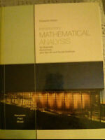 Introductory Mathematical Analysis 13th edition Haeussler