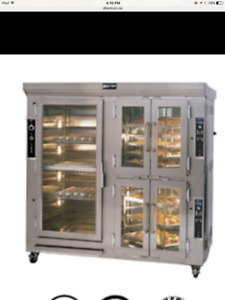 Doyan Baking electric commercial oven/proofer model CAOP12