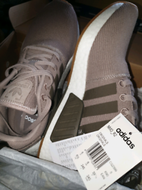ADIDAS NMD_R2 TRAINERS - NEW (with tag / box)