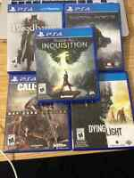 Mint Condition PS4 Games