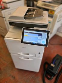 Ricoh mpc 306 photocopier/scan/fax