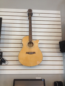 ibanez Acoustic Guitar - Model AE 18NT